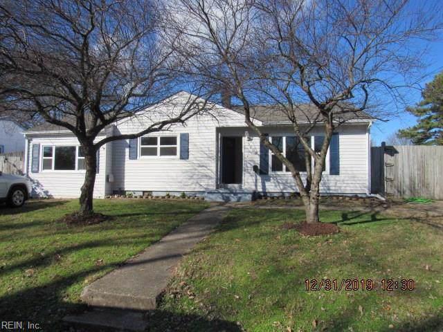 5609 Norlina Rd, Virginia Beach, VA 23455 (MLS #10296686) :: Chantel Ray Real Estate