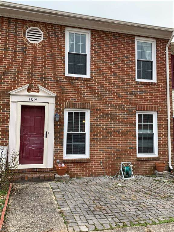 4014 Reese Dr S, Portsmouth, VA 23703 (MLS #10296832) :: Chantel Ray Real Estate