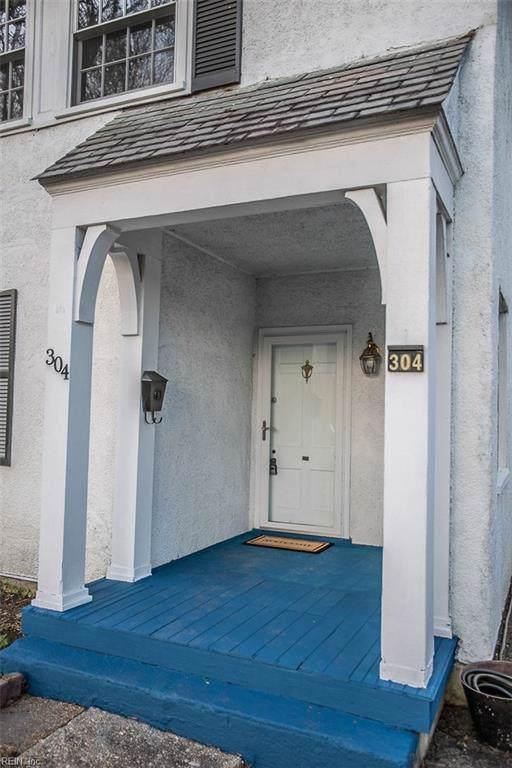 304 Hurley Ave, Newport News, VA 23601 (#10297002) :: RE/MAX Central Realty