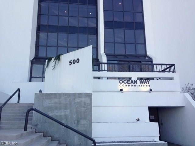 500 Winston Salem Ave #302, Virginia Beach, VA 23451 (MLS #10297118) :: Chantel Ray Real Estate