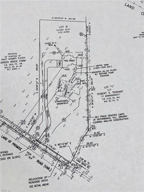 Lot B Land Of Promise Rd, Chesapeake, VA 23322 (#10297119) :: Berkshire Hathaway HomeServices Towne Realty