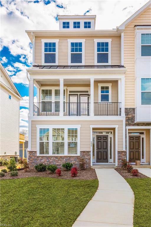 3921 Prospect St #47, Williamsburg, VA 23185 (#10297128) :: Abbitt Realty Co.