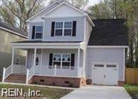 32 Doolittle Rd, Hampton, VA 23669 (#10297220) :: Upscale Avenues Realty Group