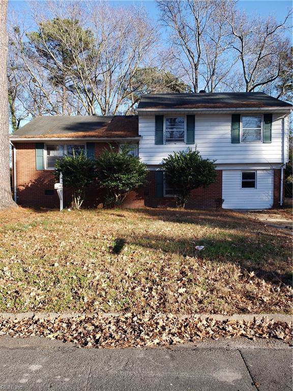 818 Arlington Ter, Hampton, VA 23666 (#10297339) :: AMW Real Estate