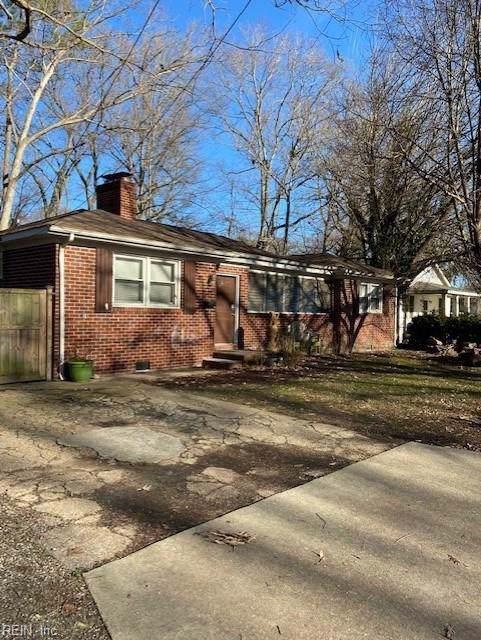 59 Culpepper Ave, Newport News, VA 23606 (MLS #10297386) :: Chantel Ray Real Estate