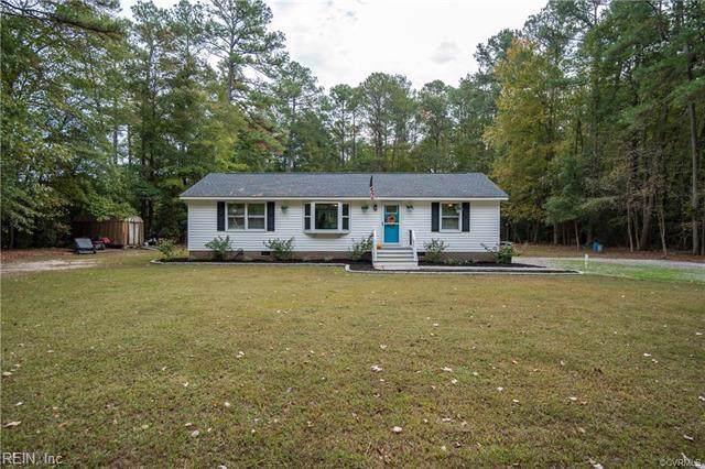 3917 Hunter Ln, Gloucester County, VA 23072 (#10297472) :: Kristie Weaver, REALTOR