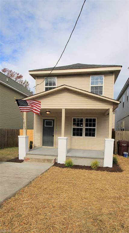 2105 Portlock Rd, Chesapeake, VA 23324 (MLS #10297487) :: Chantel Ray Real Estate