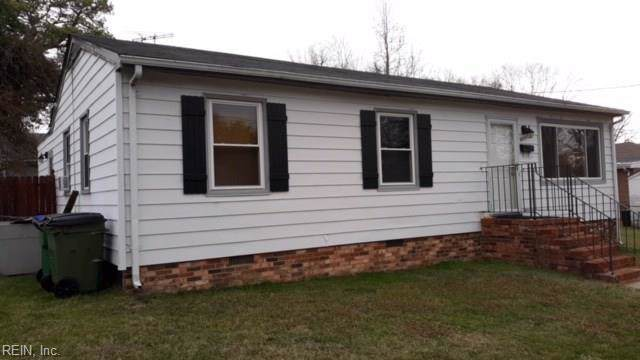 5306 Horne St, Richmond City North James River, VA 23236 (#10297597) :: Gold Team VA