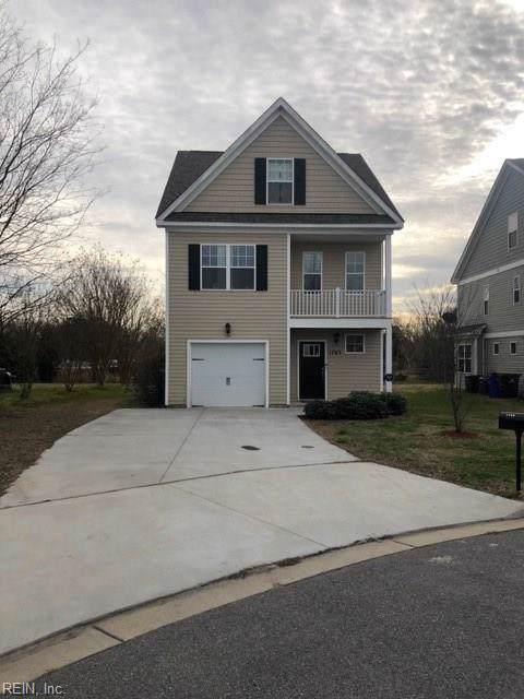 1763 Jason Ave, Norfolk, VA 23509 (#10297752) :: RE/MAX Central Realty