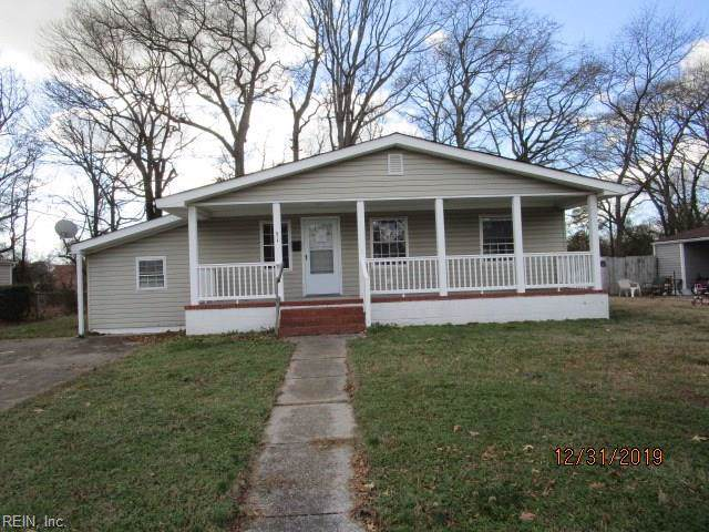 914 W Russell Ct, Newport News, VA 23605 (#10297993) :: Atkinson Realty
