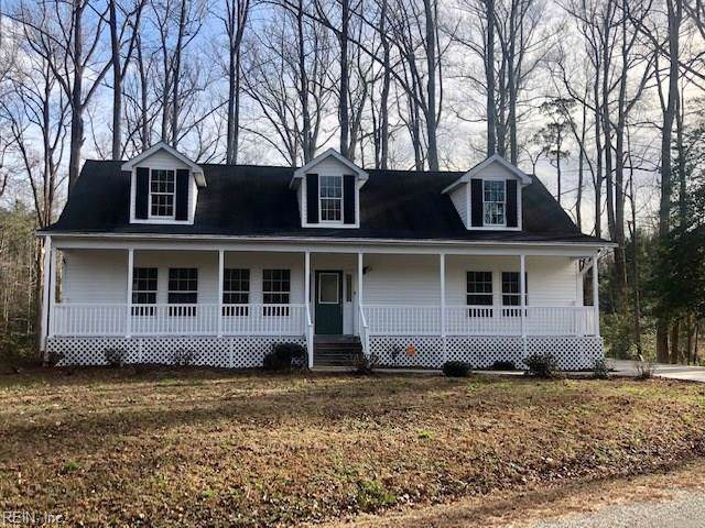 12161 Harcum Rd, Gloucester County, VA 23061 (#10298178) :: Austin James Realty LLC