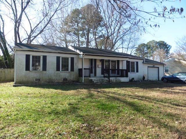 3 Paula Dr, Newport News, VA 23608 (#10298267) :: Upscale Avenues Realty Group