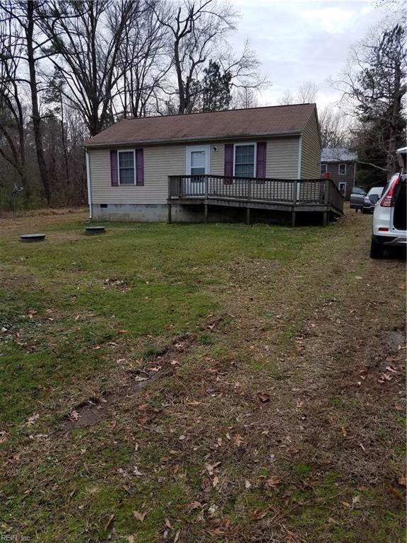 318 Hamburg Rd, Mathews County, VA 23138 (#10298341) :: Rocket Real Estate