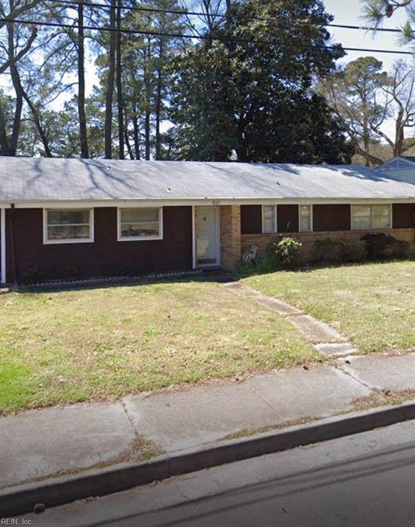 927 Hugo St, Norfolk, VA 23513 (MLS #10298404) :: Chantel Ray Real Estate