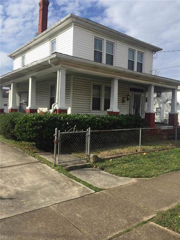 2809 Wickham Ave, Newport News, VA 23607 (#10298477) :: Upscale Avenues Realty Group