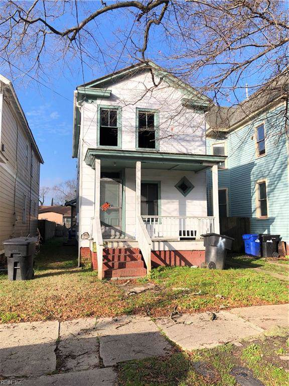 134 Webster Ave, Portsmouth, VA 23704 (#10298669) :: Berkshire Hathaway HomeServices Towne Realty