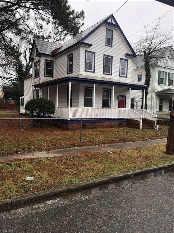 425 Newport News Ave, Hampton, VA 23669 (#10298739) :: Rocket Real Estate