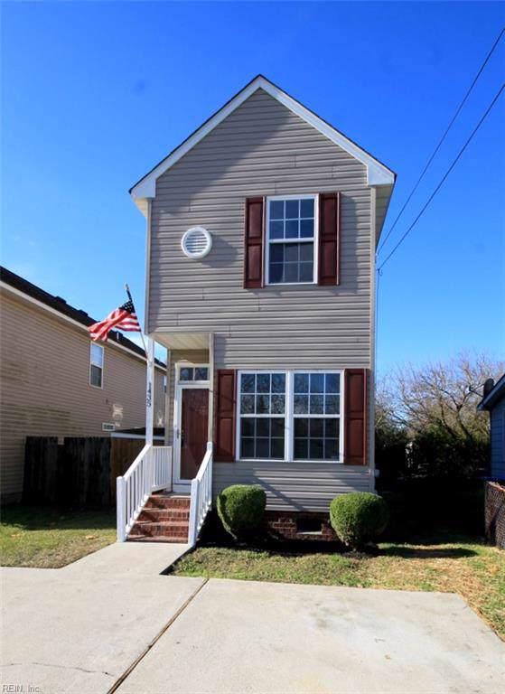 1435 Oliver Ave, Chesapeake, VA 23324 (#10298827) :: Kristie Weaver, REALTOR