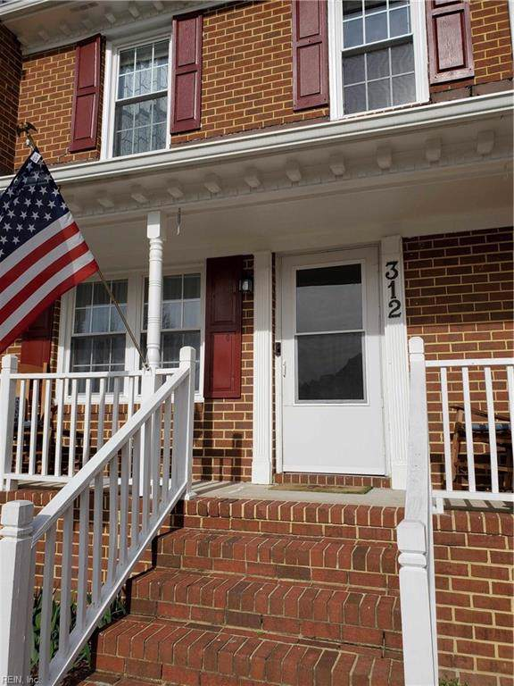 312 San Roman Dr, Chesapeake, VA 23322 (MLS #10299029) :: AtCoastal Realty