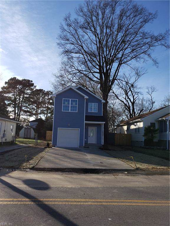 117 S 6th St, Suffolk, VA 23434 (#10299255) :: RE/MAX Central Realty