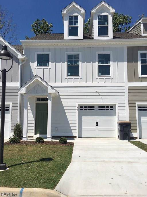 30 Village Park Ln, Poquoson, VA 23662 (#10299286) :: The Kris Weaver Real Estate Team