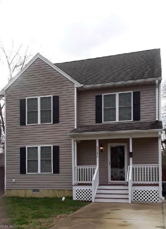 3510 Matoaka Rd, Hampton, VA 23661 (#10299330) :: Berkshire Hathaway HomeServices Towne Realty