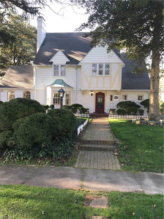 302 Park Ave, Portsmouth, VA 23707 (#10299433) :: Berkshire Hathaway HomeServices Towne Realty