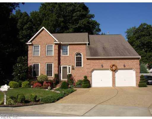 405 Tristen Dr, York County, VA 23693 (#10299534) :: RE/MAX Central Realty
