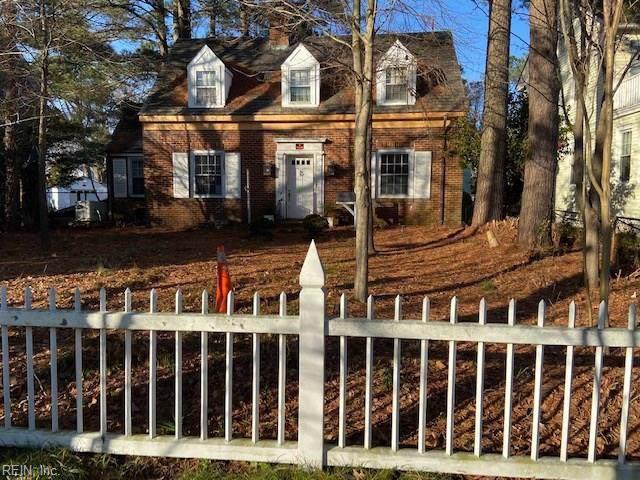 2917 Chesapeake Ave, Hampton, VA 23661 (#10299535) :: Atlantic Sotheby's International Realty