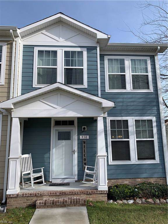 930 Hillside Ave, Norfolk, VA 23503 (#10299655) :: Atkinson Realty