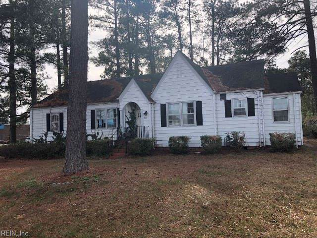 622 Memorial Dr, Hertford County, NC 27910 (MLS #10299832) :: Chantel Ray Real Estate