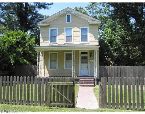 603 Wilton St, Chesapeake, VA 23324 (#10299985) :: Berkshire Hathaway HomeServices Towne Realty