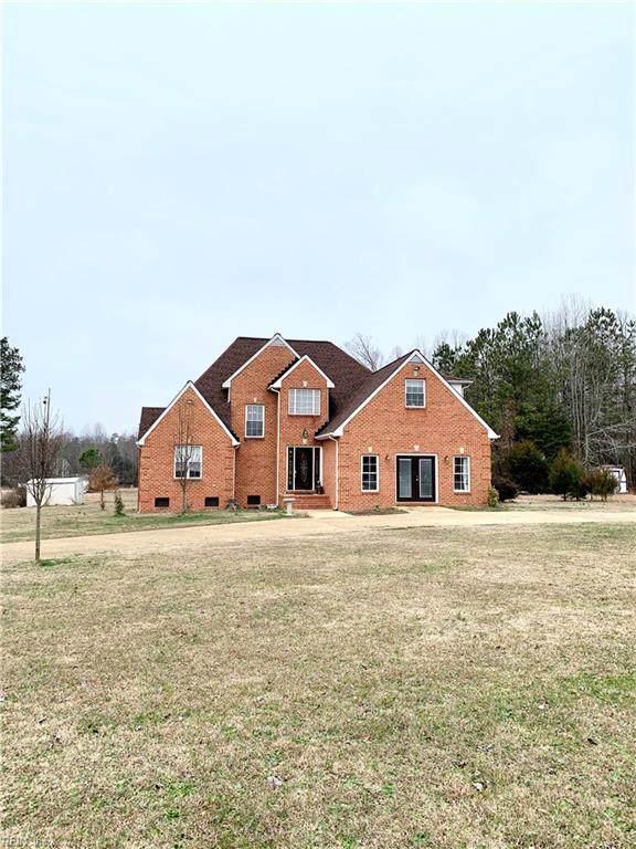 5201 Adkins Rd, Charles City County, VA 23140 (MLS #10300333) :: Chantel Ray Real Estate