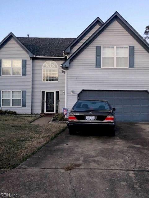 8 Cure Cir, Hampton, VA 23666 (#10300425) :: AMW Real Estate