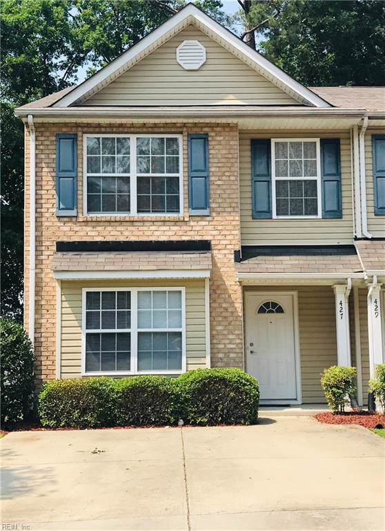 427 Revolution Ln, Newport News, VA 23608 (MLS #10300478) :: Chantel Ray Real Estate