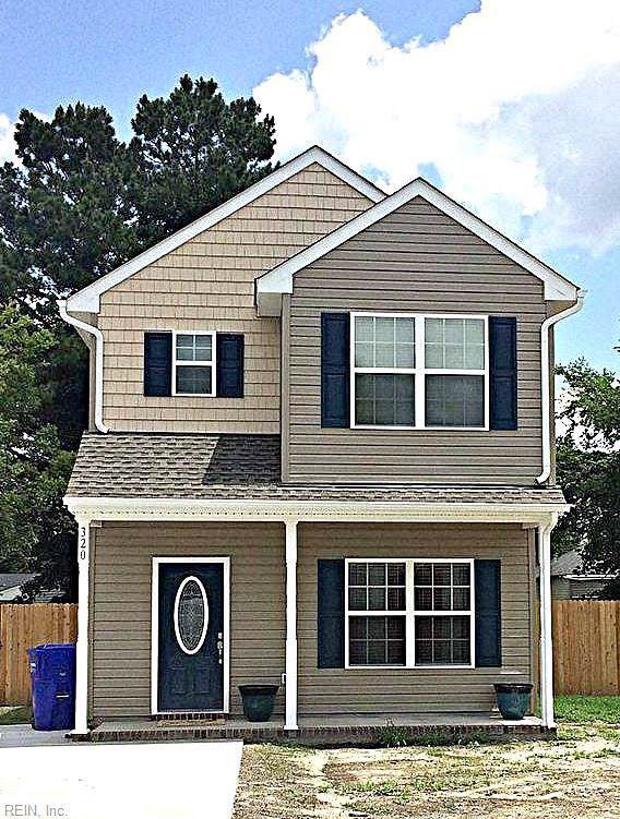 510 Kilby Avenue Ave, Suffolk, VA 23434 (MLS #10300525) :: Chantel Ray Real Estate