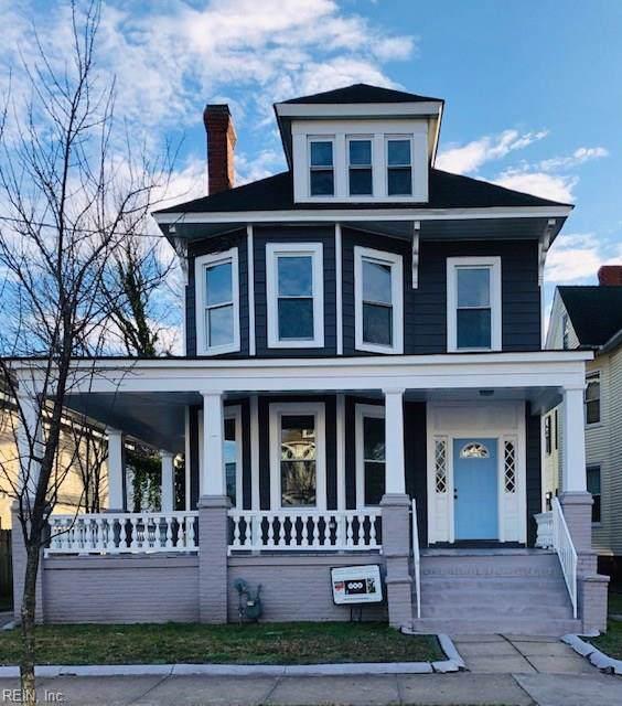 227 W 29th St, Norfolk, VA 23504 (MLS #10300563) :: Chantel Ray Real Estate
