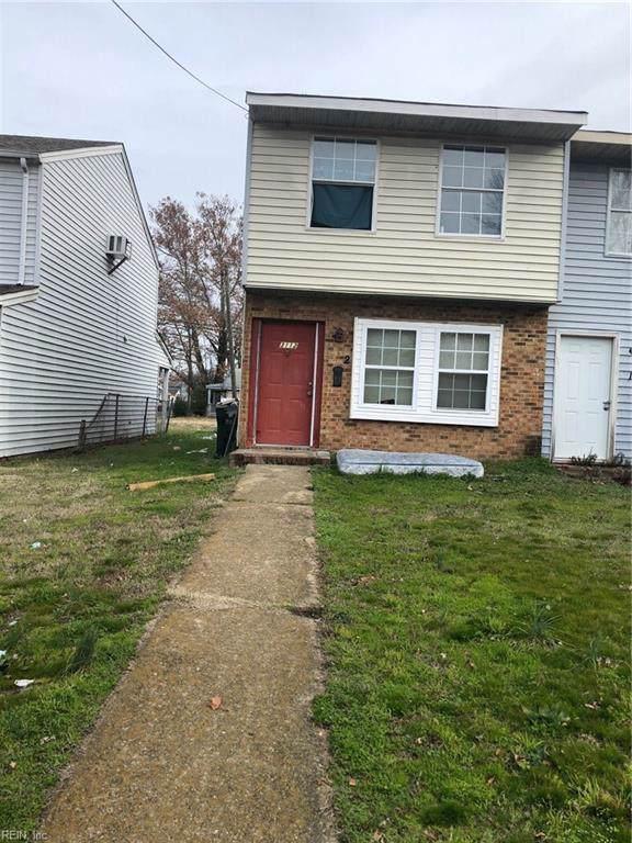 3112 Roanoke Ave, Newport News, VA 23607 (#10300646) :: Gold Team VA