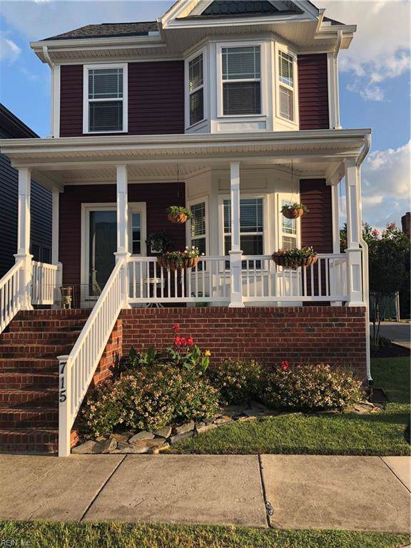 715 North St, Portsmouth, VA 23704 (#10300675) :: Atkinson Realty