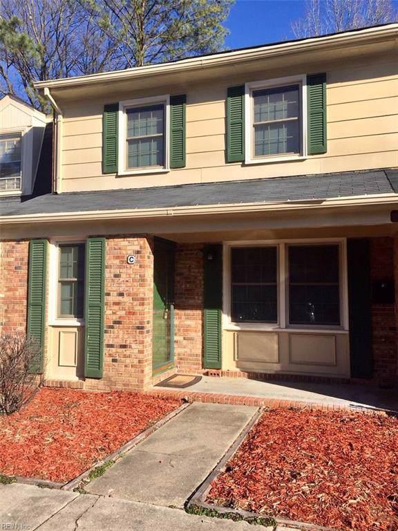 405 Hustings Lane, Unit C, Newport News, VA 23608 (#10300722) :: Kristie Weaver, REALTOR