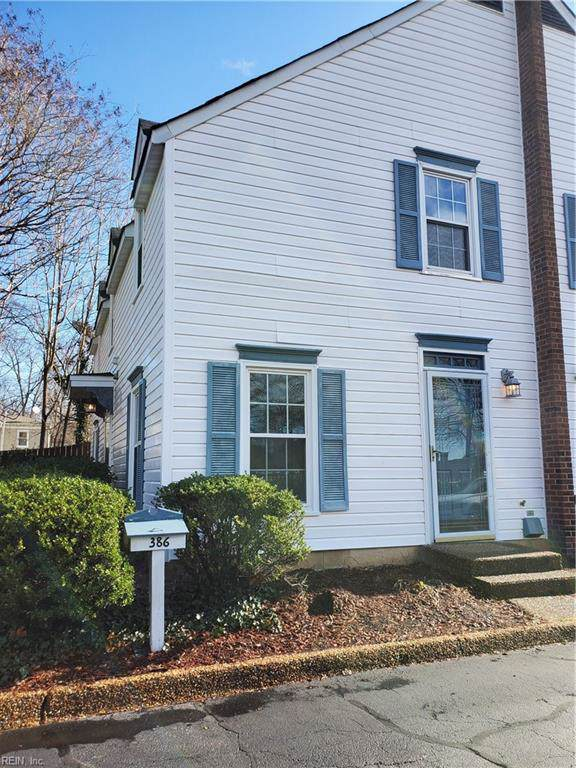 386 Eaton St, Hampton, VA 23669 (MLS #10301283) :: AtCoastal Realty