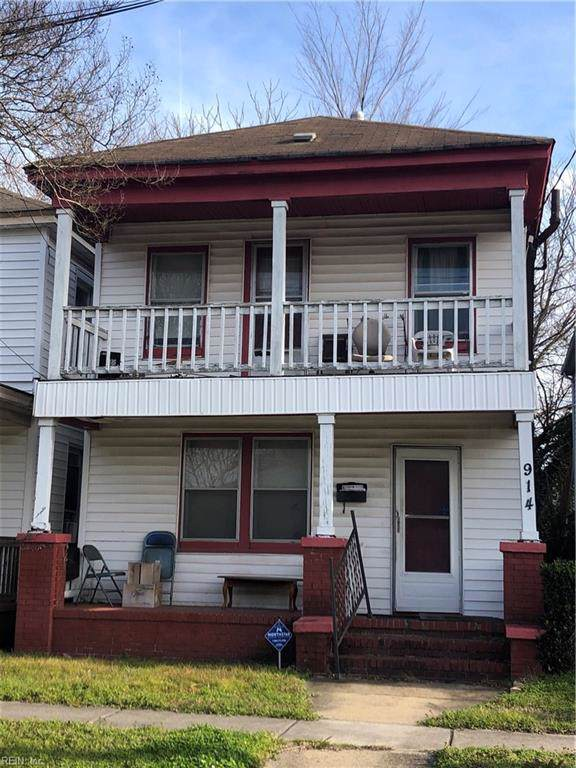 914 Fairfield St, Norfolk, VA 23523 (MLS #10301316) :: Chantel Ray Real Estate