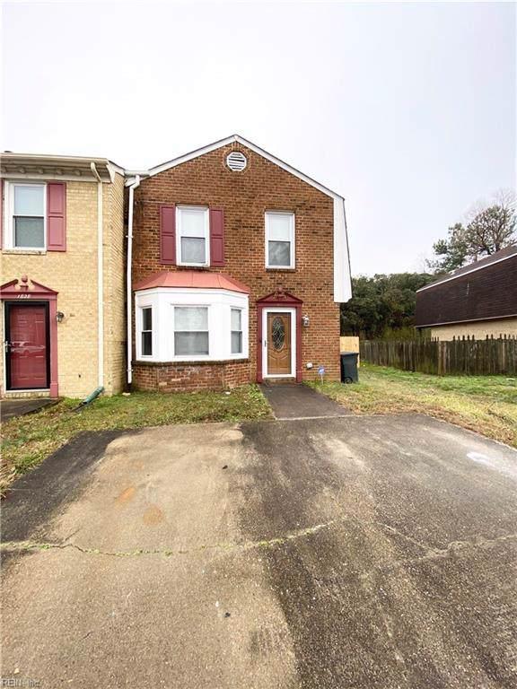 1830 Candlelight Dr, Chesapeake, VA 23325 (MLS #10301527) :: Chantel Ray Real Estate