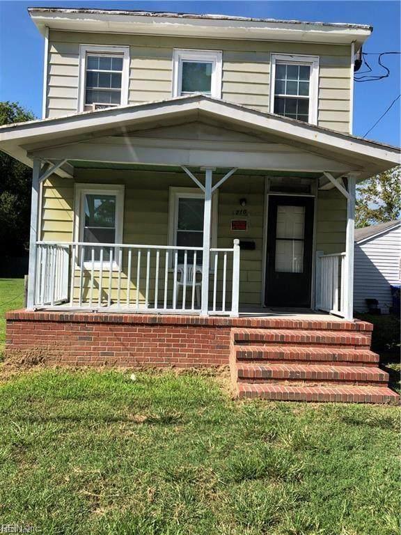 1210 Summit Ave, Portsmouth, VA 23704 (MLS #10301851) :: Chantel Ray Real Estate
