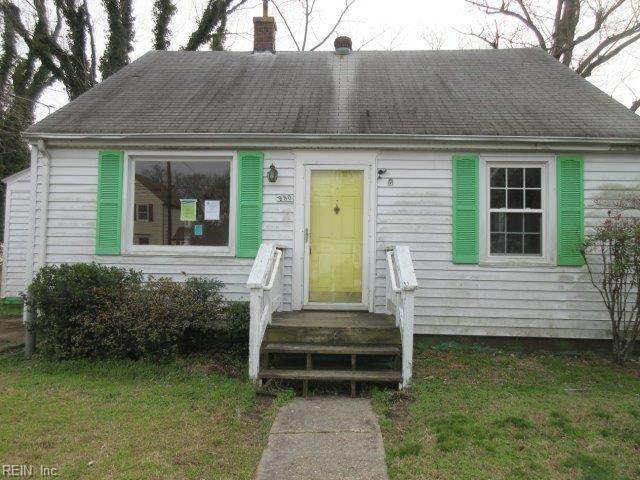 930 19th St, Newport News, VA 23607 (MLS #10302147) :: Chantel Ray Real Estate