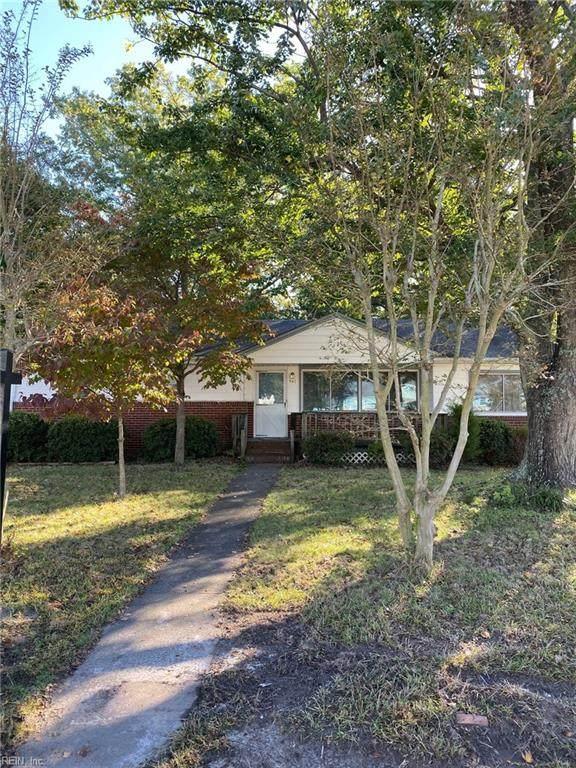 607 Nottingham Rd, Portsmouth, VA 23701 (MLS #10303301) :: Chantel Ray Real Estate
