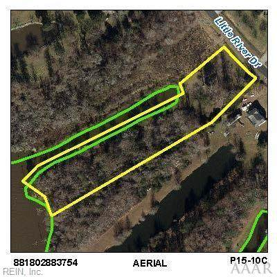 1.98ac Little River Dr, Pasquotank County, NC 27909 (#10303373) :: Austin James Realty LLC