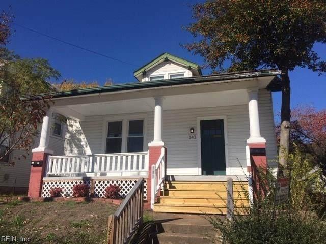 343 50th St, Newport News, VA 23607 (#10303488) :: Rocket Real Estate
