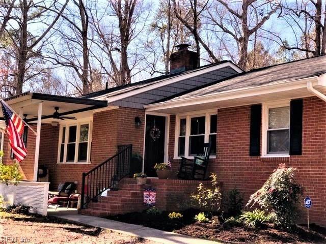 4537 Godwin Blvd, Suffolk, VA 23434 (MLS #10303816) :: Chantel Ray Real Estate