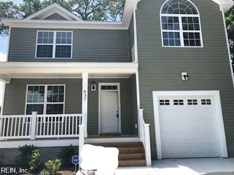 641 S Rosemont Rd, Virginia Beach, VA 23452 (MLS #10303817) :: Chantel Ray Real Estate